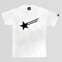 BIG STAR BADGE(White)